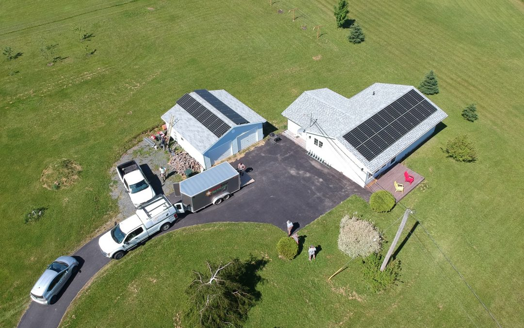 Solar PV in Bras d'Or