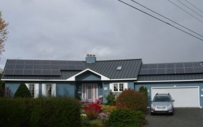 Another Beautiful Transformation with Solar PV