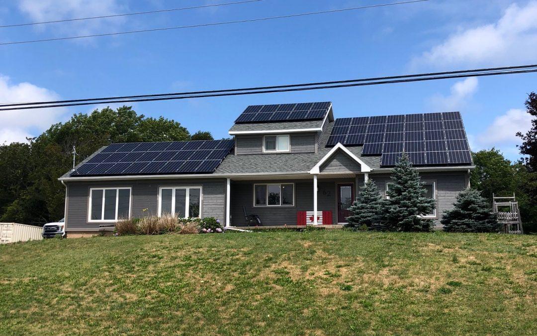 New Solar Installation in Sydney
