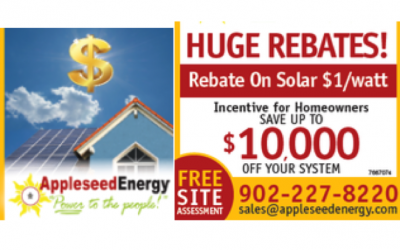Solar Rebate save 30% on PV System