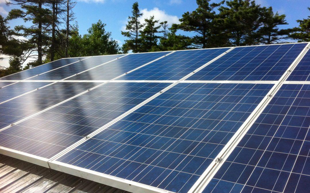 Solar PV Rebate for Homeowners – $1/watt
